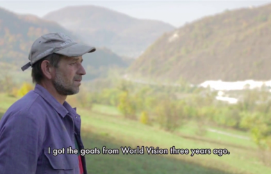 World Vision – 20 Years of Smiles